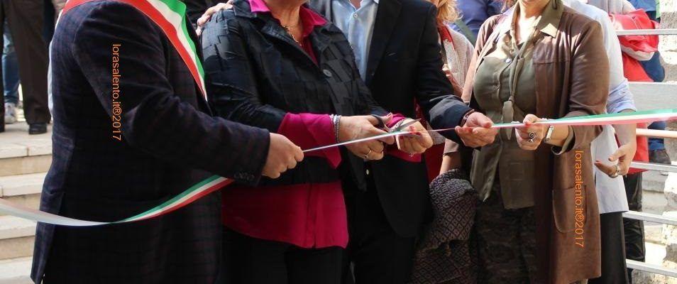 Inaugurazione museo della preistoria di Nardò. Intervento dell'assessore al turismo della Regione Puglia, Loredana Capone -video