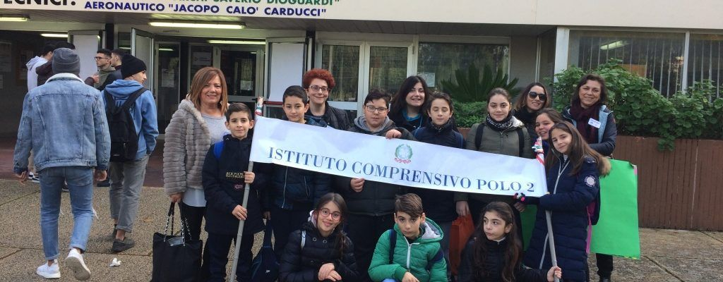 """Didattica innovativa, gli alunni della Scuola Primaria Polo 2 di Via Bellini Nardò al """"Tablet school 23"""""""
