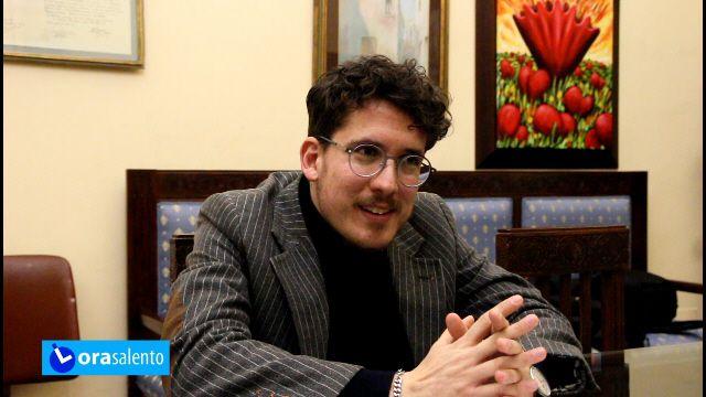 L'Ora intervista: Andrea Giuranna presidente del consiglio del comune di Nardò