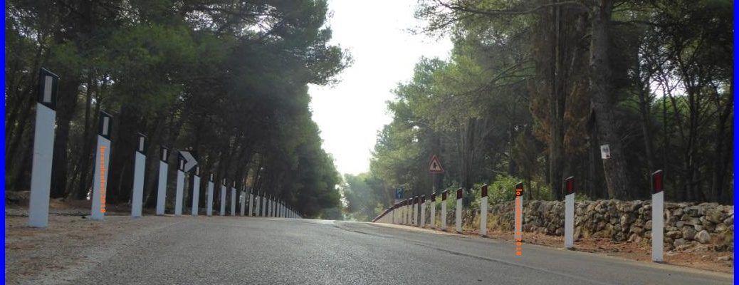 Arrivano i paletti per automobilisti indisciplinati a Portoselvaggio