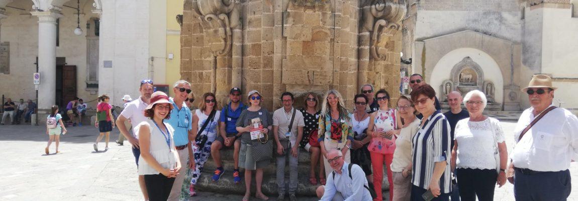 Turismo, Nardò Cresce del 30% in bassa e media stagione- Iat: ok il trimestre da aprile a giugno per i turisti in città (anche da Australia e Nuova Zelanda)