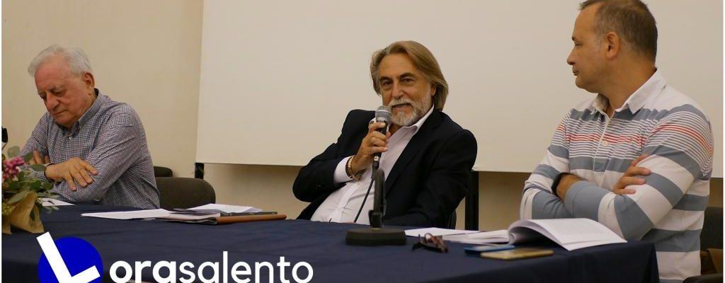 """Intervista in esclusiva agli autori di """"Neritini""""Congedo Editore, Luigi Caputo & Mario Mennonna -video"""