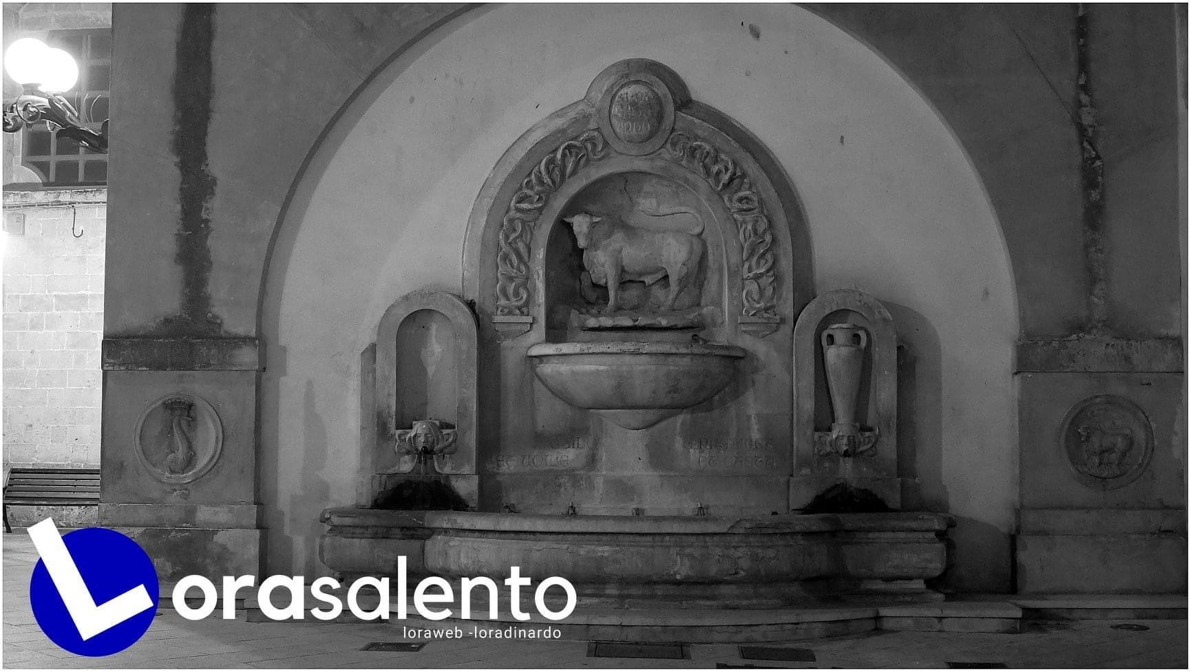 Fontana del Toro nardò